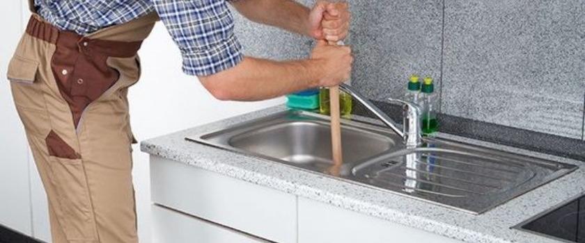 [家居通渠] 廚房、浴室、馬桶三大堵塞處,教你3招,輕鬆通渠去水